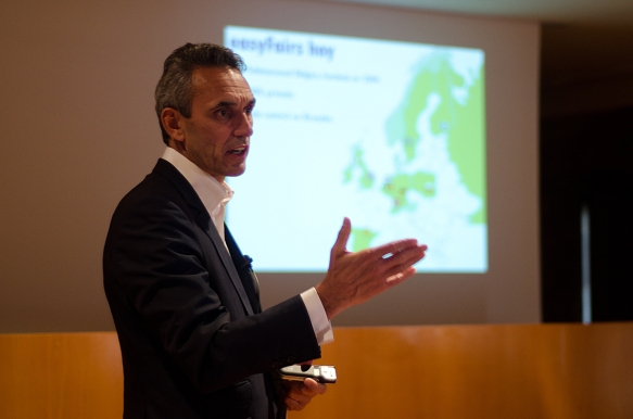easyFairs Iberia salones profesionales ferias con retorno de inversión