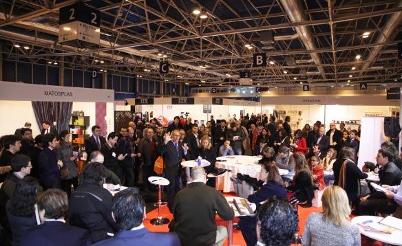 Feria Restauración Moderna Madrid 2013 Feria de Madrid Cafeterias Bares Franquicias