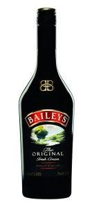 Diageo estiliza la botella de Baileys aportándole un aire más joven