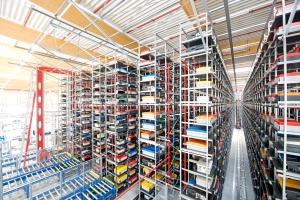 SMA Solar Technology AG confía en SSI Schaefer para su nuevo centro logístico