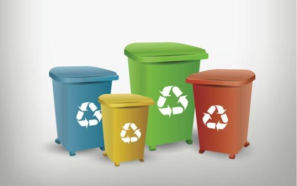 Etiquetas para reciclar. Fuente: Ecoembes.