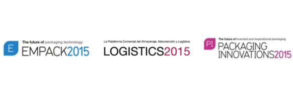 Empack, Logistics y Packaging Innovations 2015