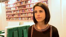Marina Uceda, directora de las exposiciones