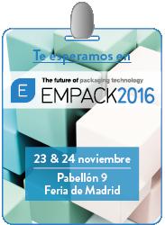 Empack Madrid 2016