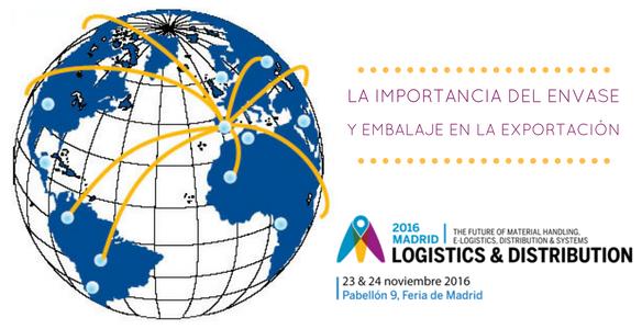 La importancia del envase y embalaje en la exportación
