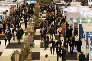 Logistics, Empack y Packaging Innovations Madrid se confirma como la feria No. 1 del sector en la península Ibérica