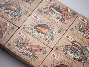 Nixe, la revolución de las conservas, de Vibranding.