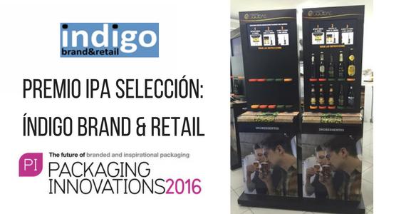 Premio IPA Selección para Índigo Brand & Retail