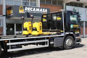 Yale confirma su presencia en Logistics 2016 de la mano de Hispaman y Recamasa